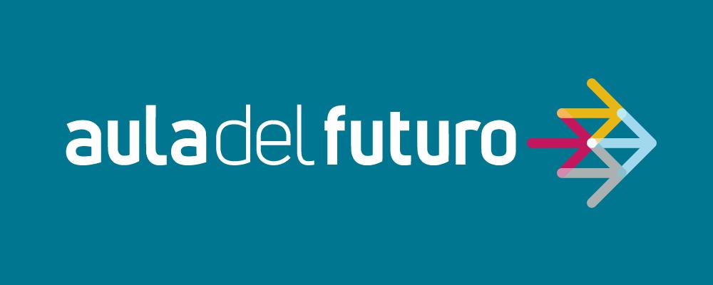 Logo ADF horizontal azul
