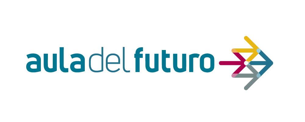 Logo Adf horizontal blanco