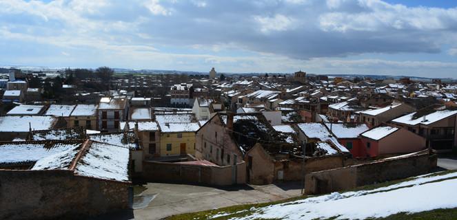 Vista de Turégano
