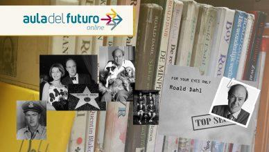 El aula del futuro online Roald Dahl