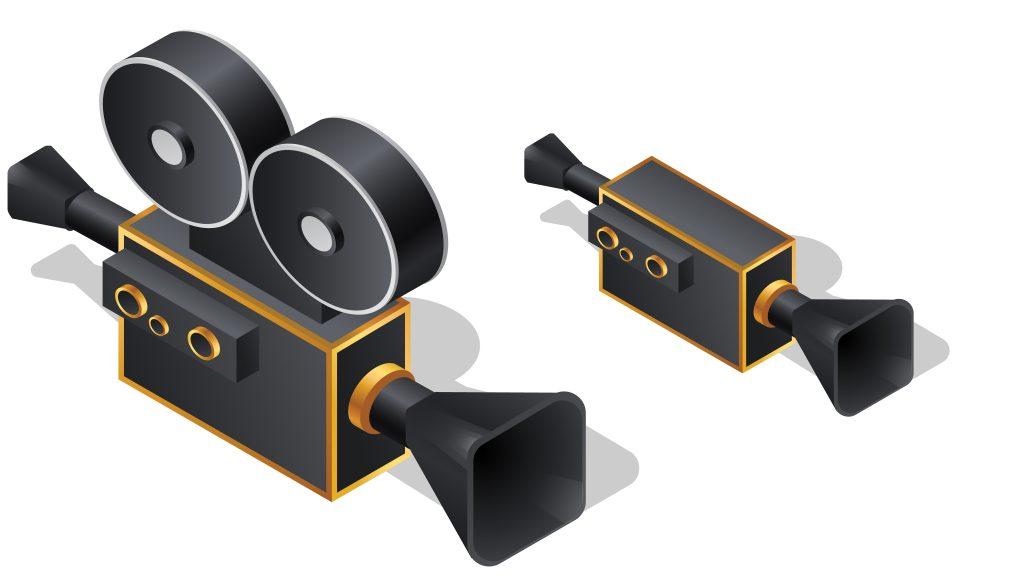 Imágenes de dos cámaras