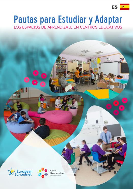 documento de las pautas para estudiar y adaptar los espacios de aprendizaje en centros educativos.