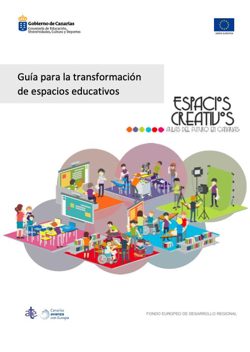 Guía Espacios educativos.