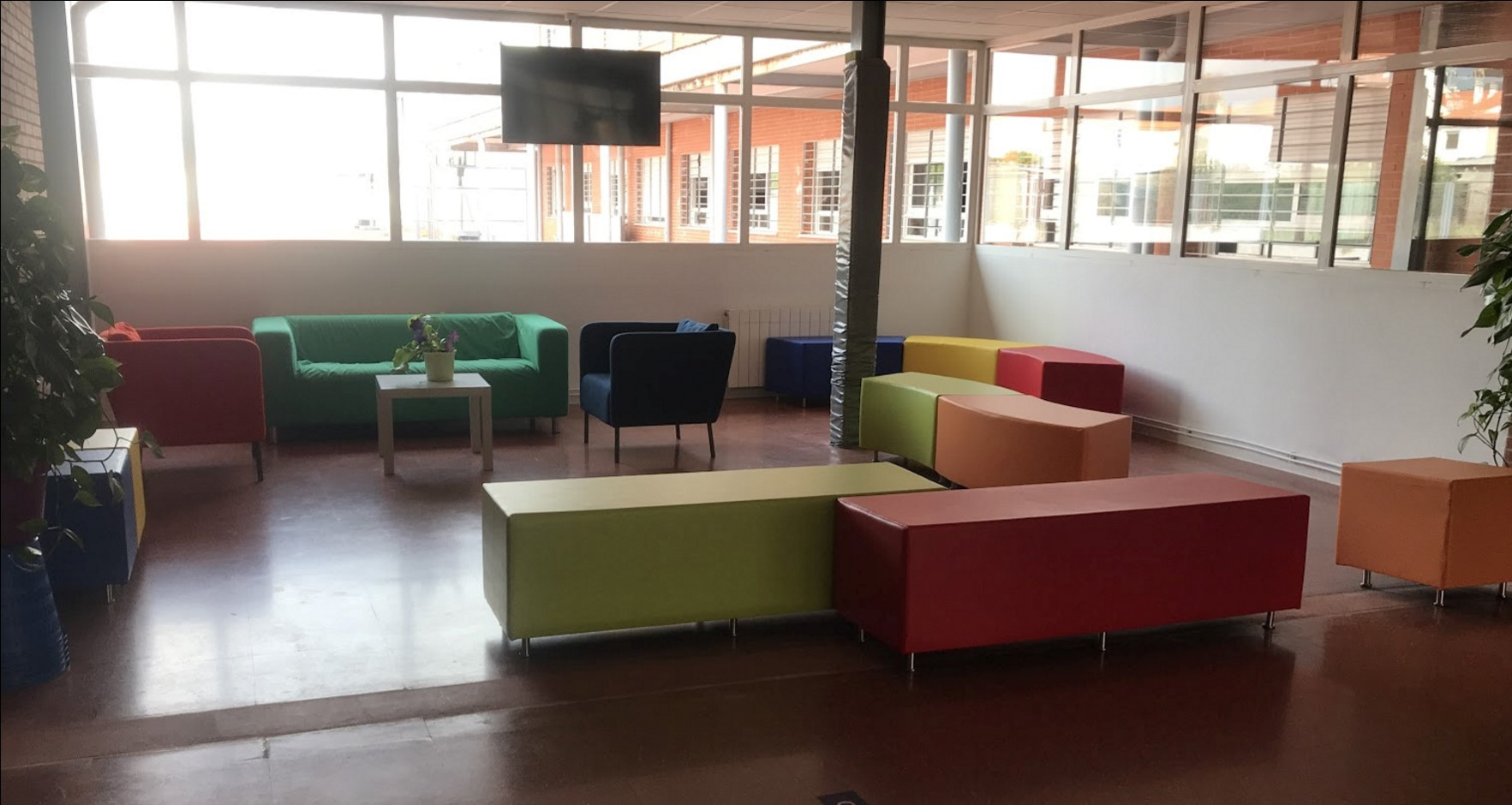 e-biblioteca/ aula abierta