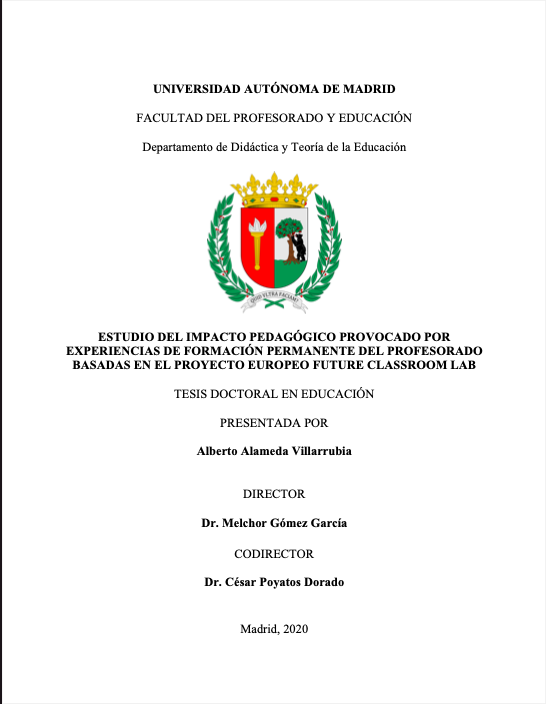 Imagen de portada de la tesis doctoral