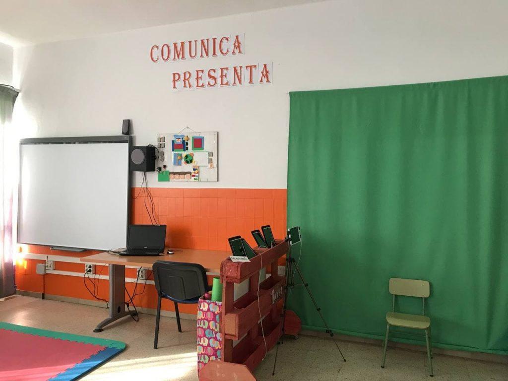 Imagen del AdF de Educaición Infantil