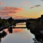 Río Segre en Lleida