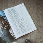 Foto de una revista