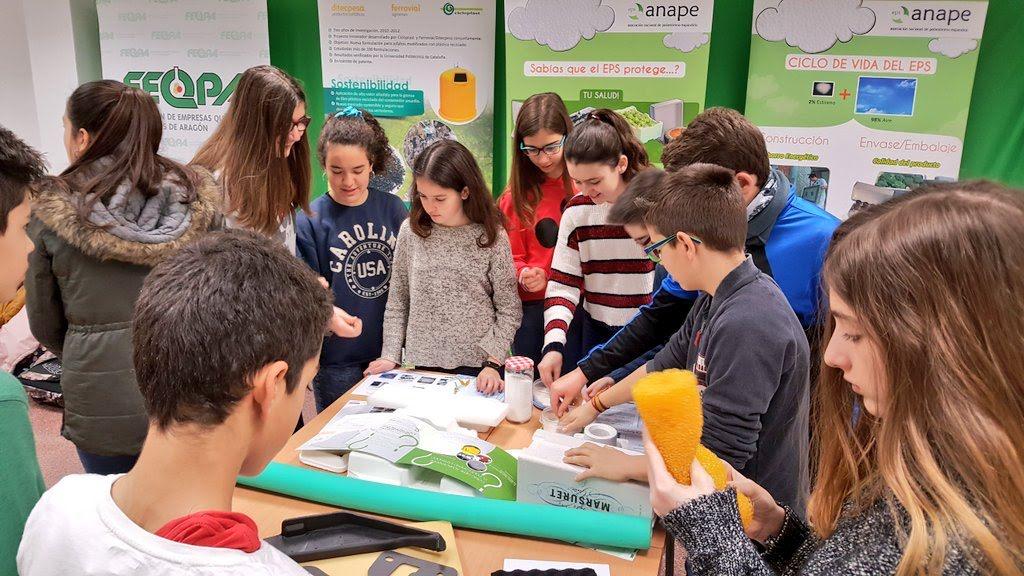 AdF Clara Campoamor - Con alumnos 1
