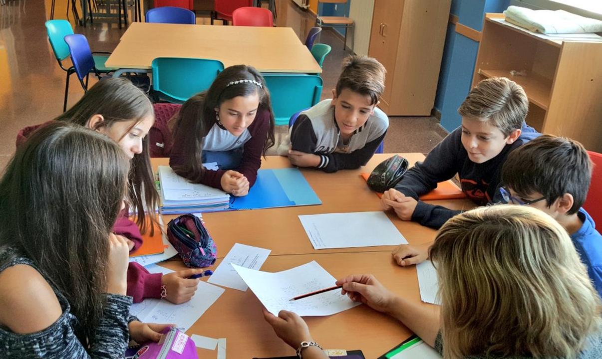 AdF Clara Campoamor - Con alumnos 3