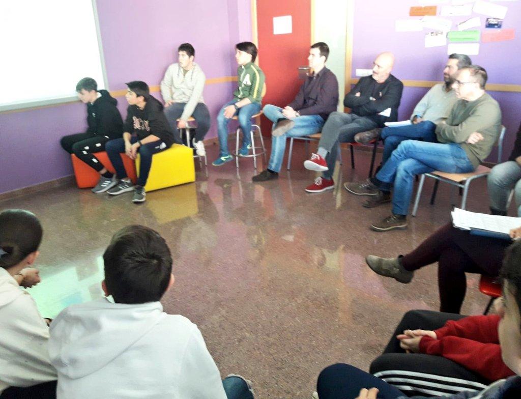 AdF Clara Campoamor - Con profesores2
